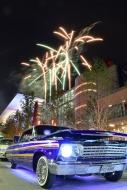 Art Car Fireworks